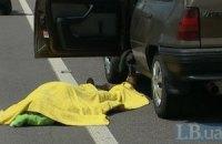 ДТП у Києві: загинув літній водій