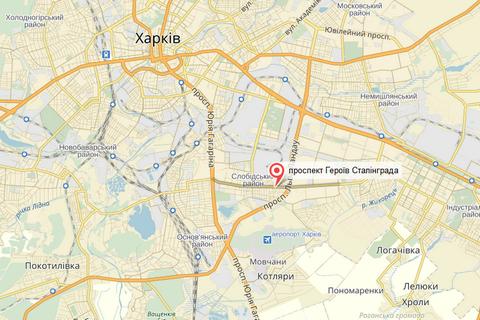 Харків відмовився змінювати назву проспекту Героїв Сталінграда