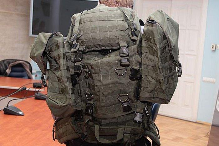 Образец рюкзаков, закупка которых стала причиной возбуждения дела