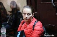 Похитительницу младенца в Коцюбинском отправили под ночной домашний арест