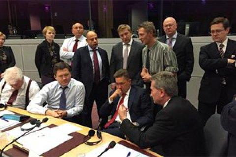 В Брюсселе сегодня пройдут трехсторонние переговоры по транзиту российского газа