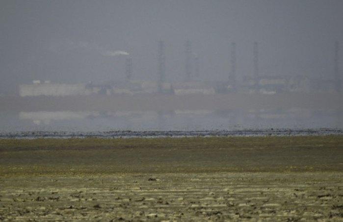 Завод 'Крымский титан'
