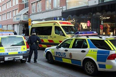 Під час вибуху в Стокгольмі постраждали п'ятеро людей