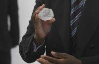 У Ботсвані знайшли один з найбільших в історії алмазів