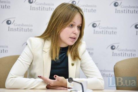 Звільнена з посади голови делегації в ПАРЄ Ясько заявила про тиск з ОП