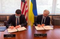 Україна і США підписали угоду про встановлення лінії захищеного зв'язку