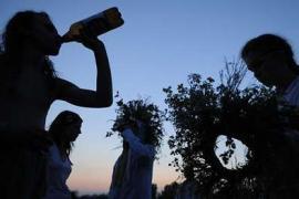 Украина - в списке самых пьющих стран мира
