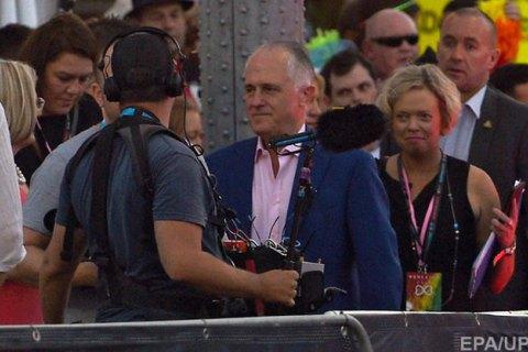 Прем'єр-міністр Австралії відвідав гей-парад у Сіднеї