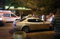 Сын главного раввина Украины спас жизнь сбитому машиной у синагоги в Киеве
