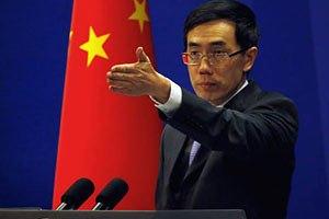 Китай виступає проти тиску на Сирію