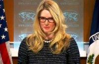 США назвали обстрел автобуса под Волновахой грубым нарушением РФ обязательств