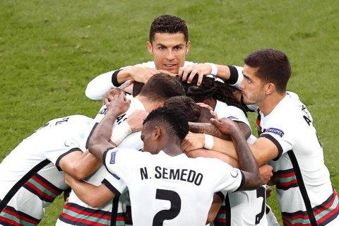 Роналду стал лучшим бомбардиром в истории чемпионатов Европы и установил уникальный рекорд ЧЕ
