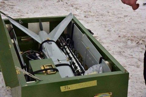 ГПУ передала безпілотник десантникам взводного опорного пункту біля Торецька