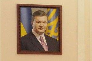 На Тернопольщине запретили портреты Януковича в школах
