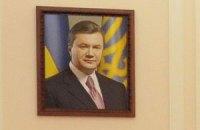 На Тернопільщині заборонили портрети Януковича в школах