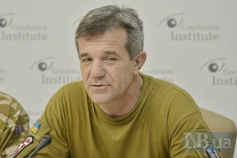 Организация Наливайченко передаст медицинский модуль для бойцов АТО