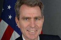 Екс-посол США Пайєтт попрощався з Україною