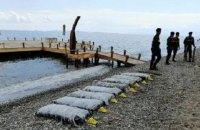 В Турции из моря выловили почти полторы тонны марихуаны