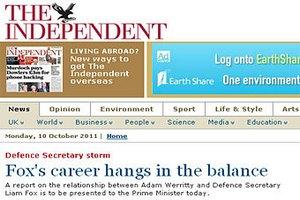 The Independent сделает сайт платным для иностранцев