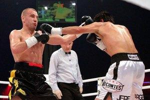Бурсак втратив пояс WBA Continental