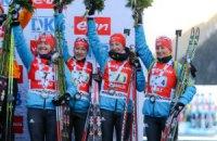 Украина не отдала России пятое место в биатлонном Кубке мира