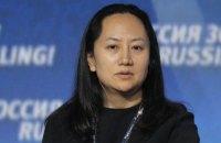 Суд Канади відпустив фіндиректора Huawei під заставу $7,5 млн