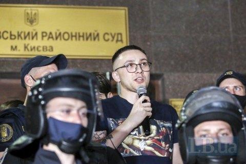 Стерненко заявил, что одному из нападавших на него через суд отменили подозрение