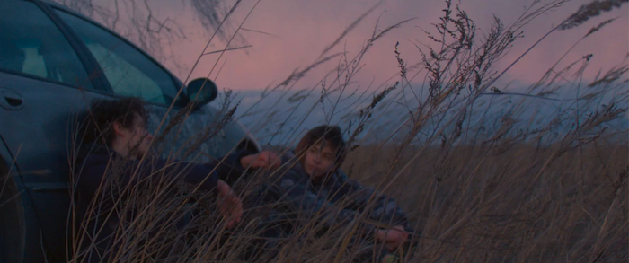 Кадр з фільму Run Away