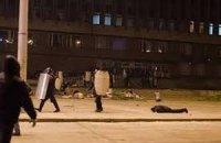 Активисты повредили имущество МинАПК  на сумму около 1 миллиона гривен