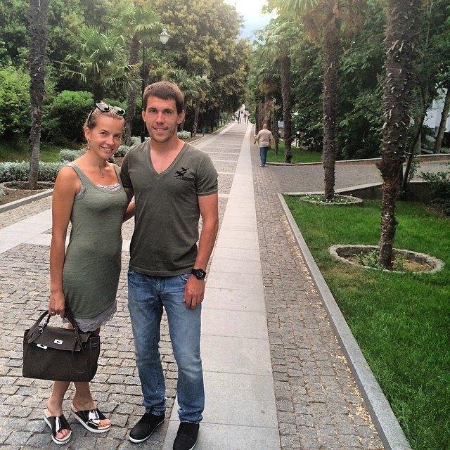 Сергій Кравченко зазирнув у Ялту