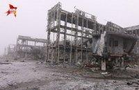 Вогонь у районі Донецького аеропорту не припиняється, - ОБСЄ