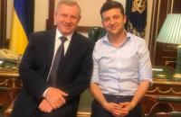 На отставке Смолия с должности главы НБУ настаивал Зеленский