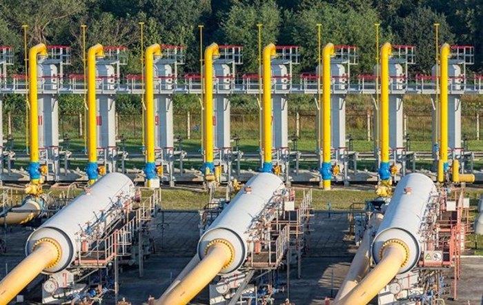 Більче-Волицьке газове газосховище