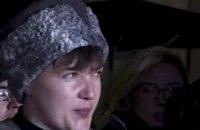 Піар на заручниках. Кому вигідна участь Савченко в переговорах з обміну військовополоненими