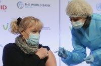 Майже 650 тис. українців повністю вакциновані від коронавірусу