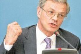 У Ющенко прямо повязали пересмотр газовых контрактов с эпидемией гриппа