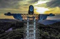 Нова статуя Христа в бразильському Енкантадо буде вищою, ніж у Ріо-де-Жанейро