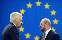 Председателем Европарламента стал союзник Партии регионов