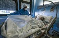 В Італії зафіксовано найнижчу з 19 березня смертність від COVID-19