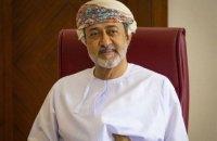 Новим султаном Оману став міністр культури