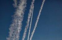 У бік Ізраїлю з Сектора Гази випустили 200 ракет
