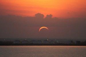 Кияни побачать сонячне затемнення