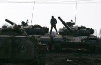 Російські найманці обстріляли  із забороненої зброї населені пункти біля лінії розмежування на Донбасі