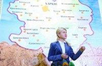 На довиборах у Раду в Харківській області перемагає самовисуванка Юлія Світлична