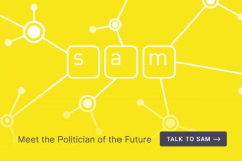 В Новой Зеландии создали первого виртуального политика