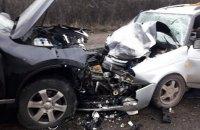 У Миколаївській області у ДТП загинула жінка, троє дітей потрапили до лікарні (оновлено)