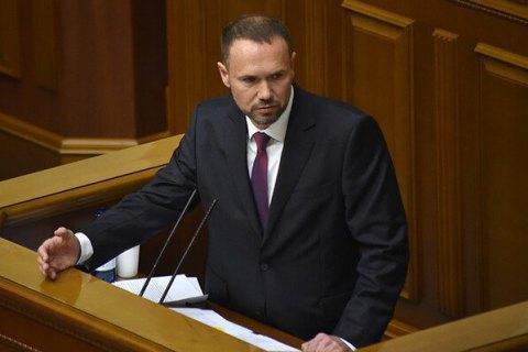 Депутаты направили в КС представление об отмене назначения Шкарлета министром образования