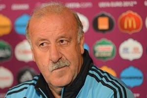 Дель Боске признан лучшим тренером 2012 года