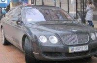 В Одессе авто депутата сбило пешехода, водитель ушел с места аварии