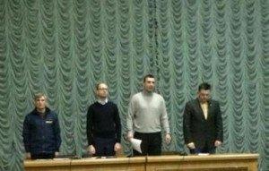 Оппозиция создала Народную Раду Украины